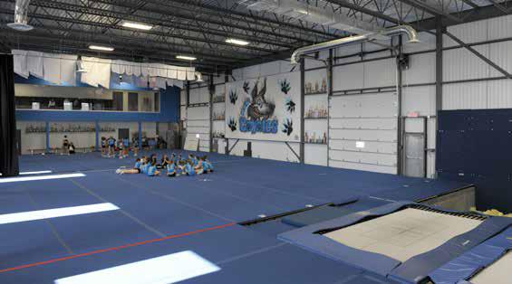 Gym Libre - Centre Coyote
