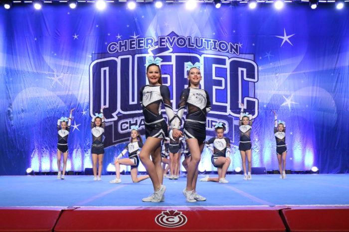 cheerleading compétitif