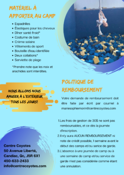 Infos camp jour 2021 page 5